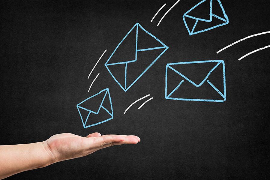 Automatizar os e-mails é a primeira etapa!