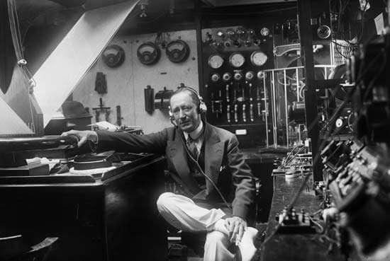 Guglielmo Marconi, inventor do rádio