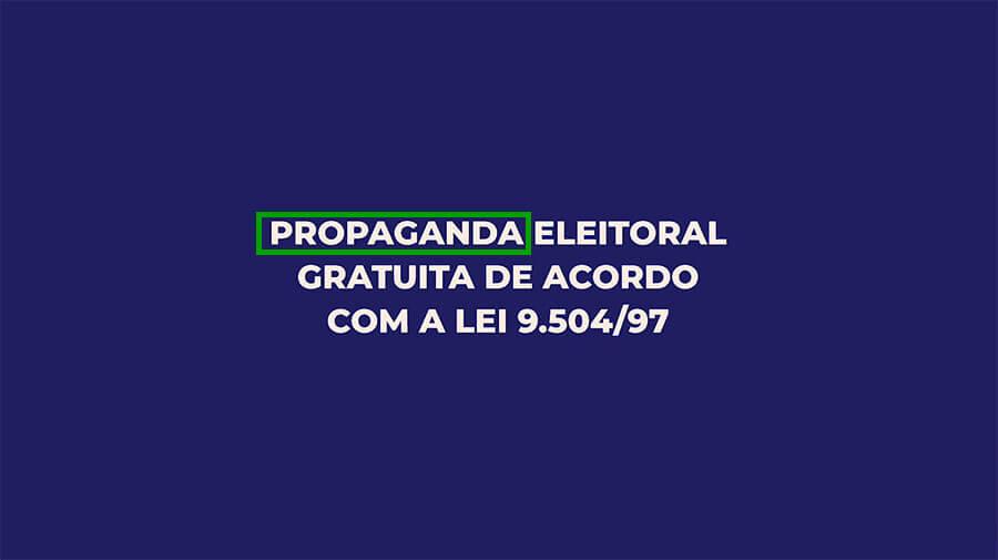Propaganda para divulgar ideias e causas